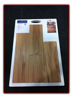 Laminate sample